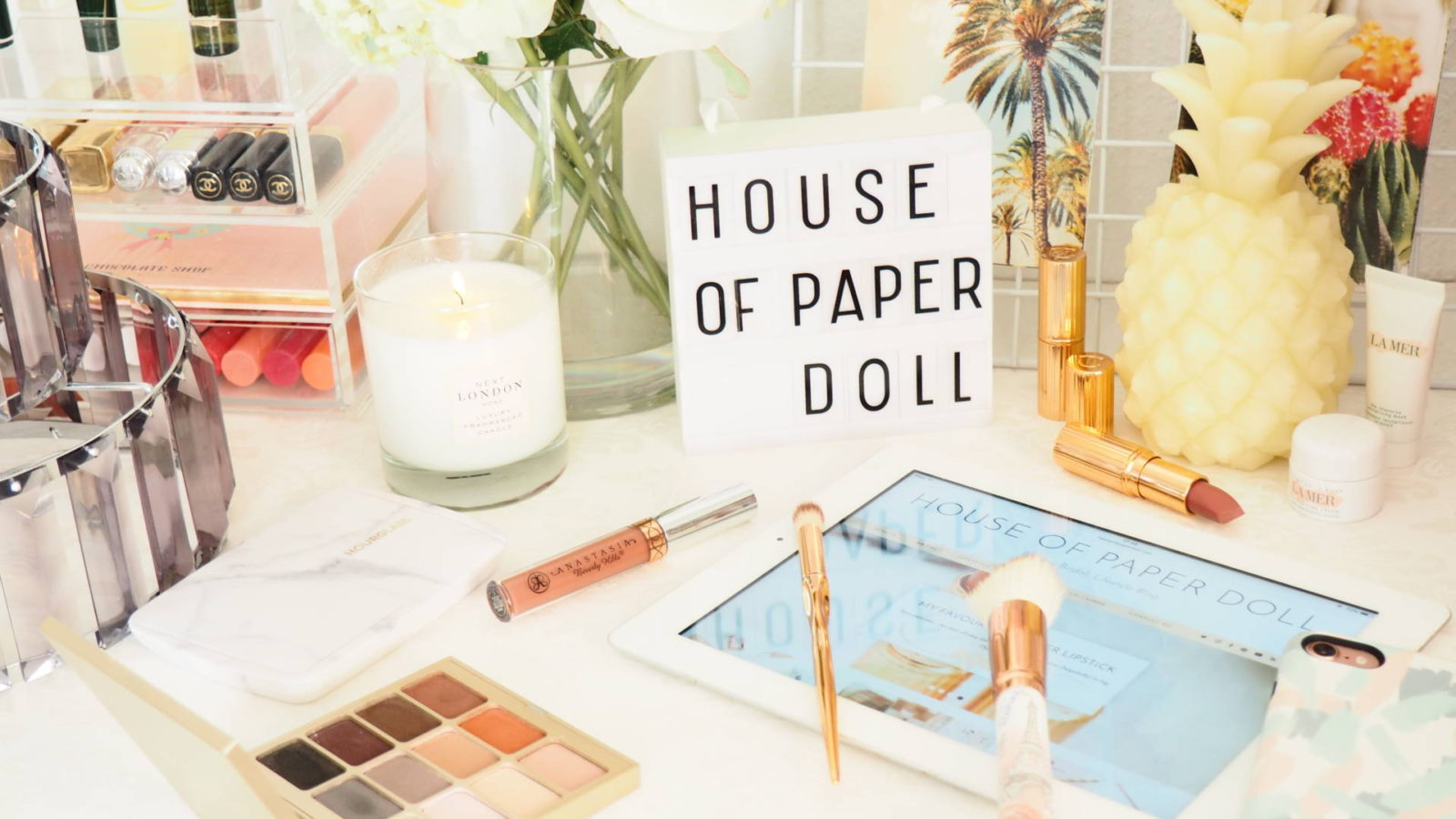 House of Paper Doll