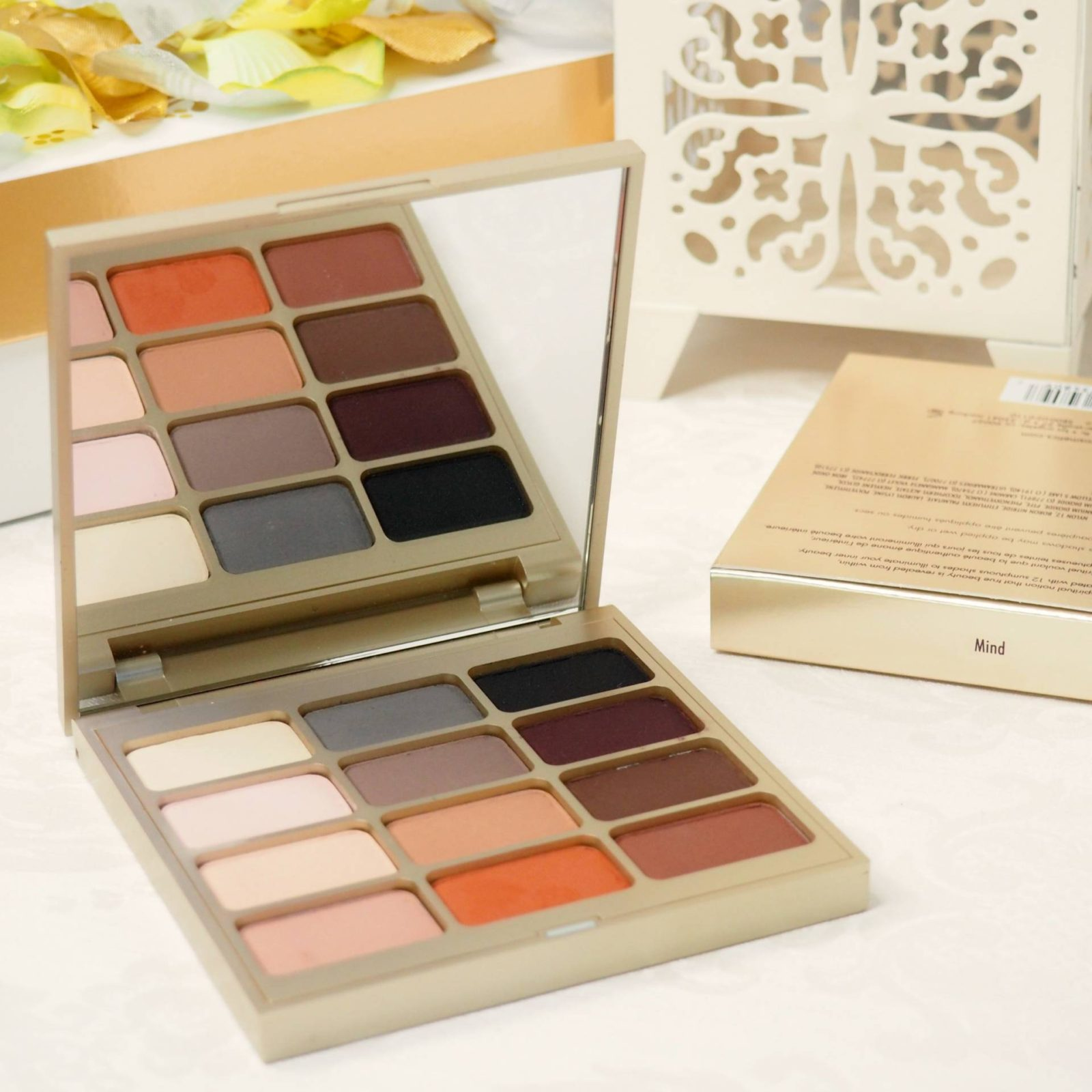 Stila Eyes Are The Window Palette - Mind House of Paper Doll
