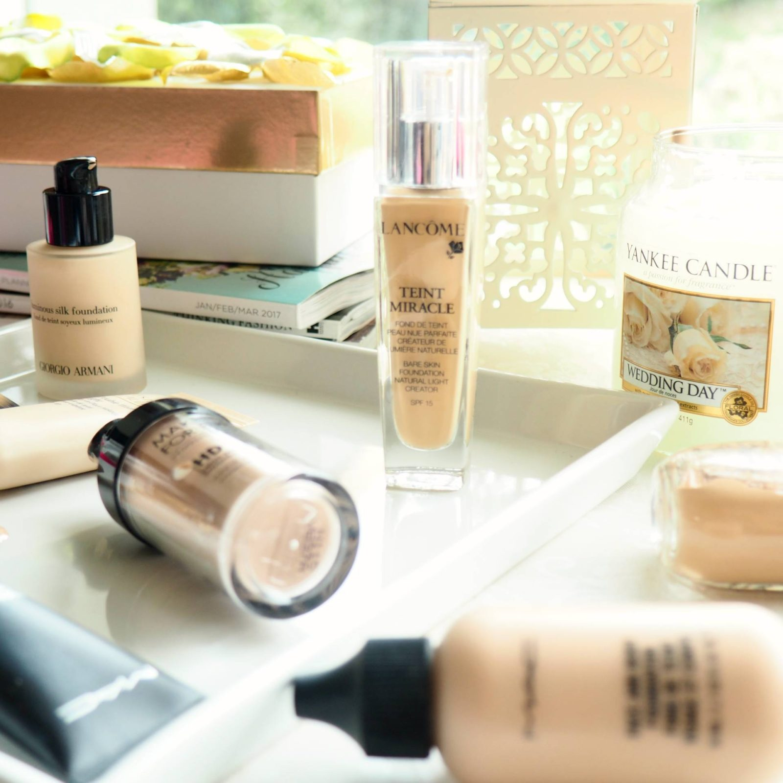 Tips for choosing the Best Bridal Foundation