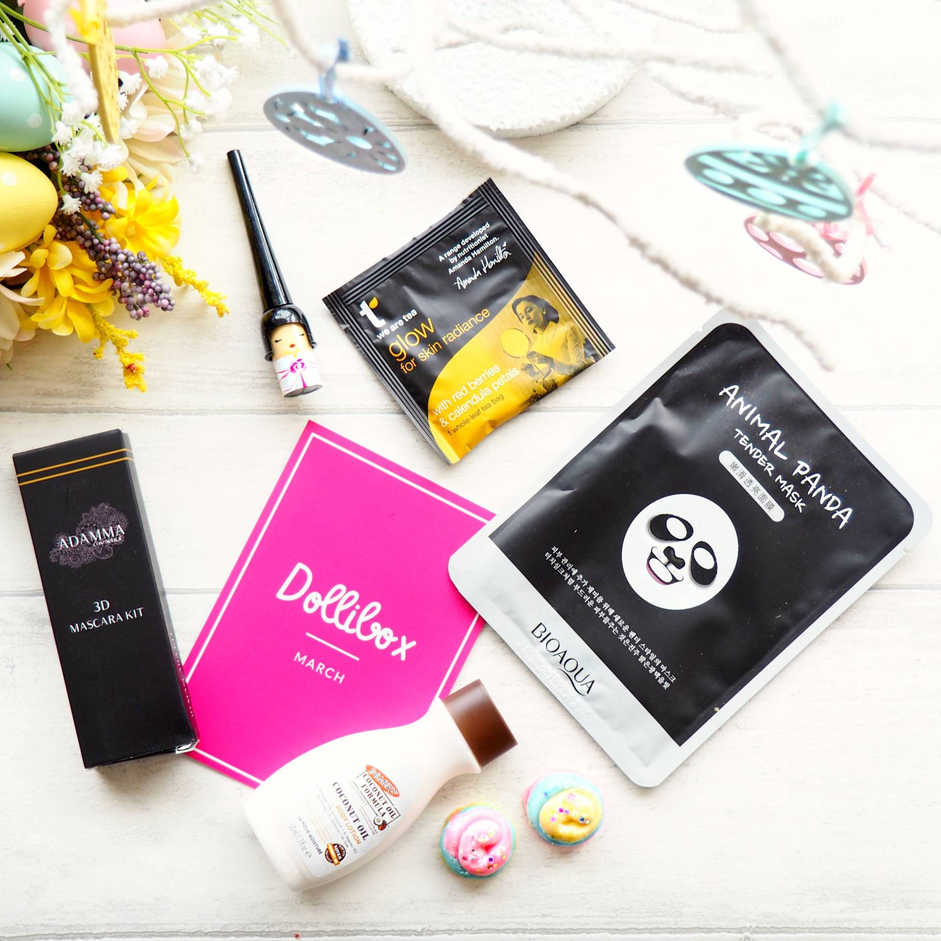Dollibox March 2017 Review