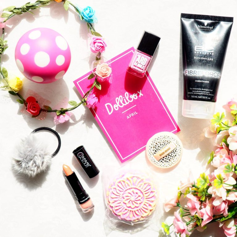 Dollibox April Review