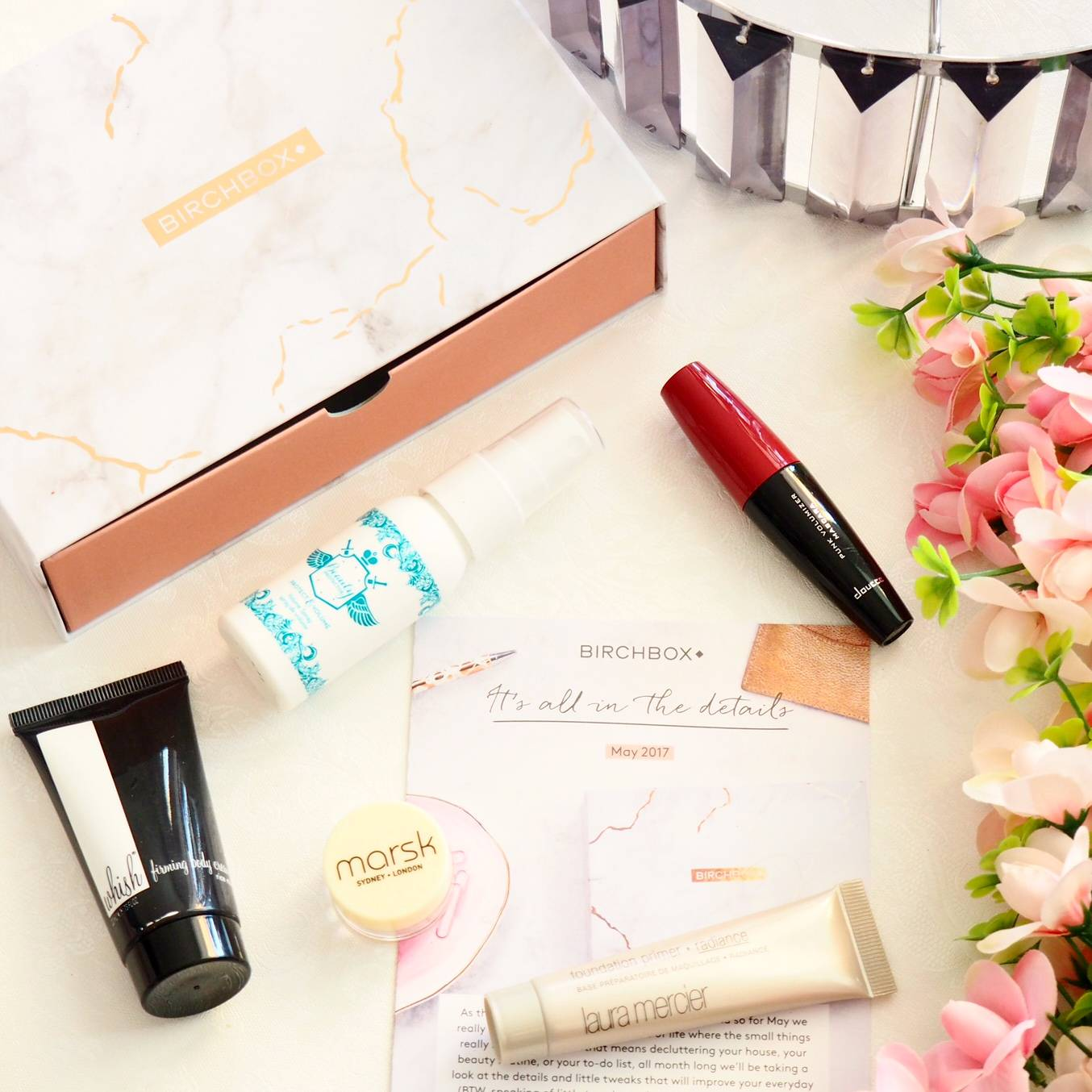 Birchbox May 2017 Review