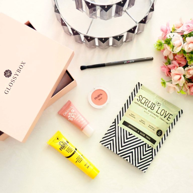 Glossybox May 2017 Review