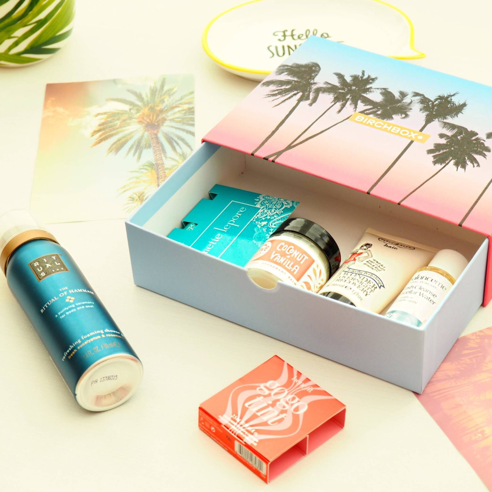 Birchbox July 2017 Review