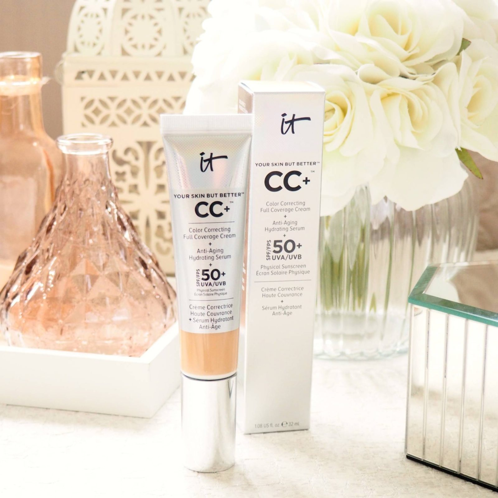 It Cosmetics CC+ Cream Review UK
