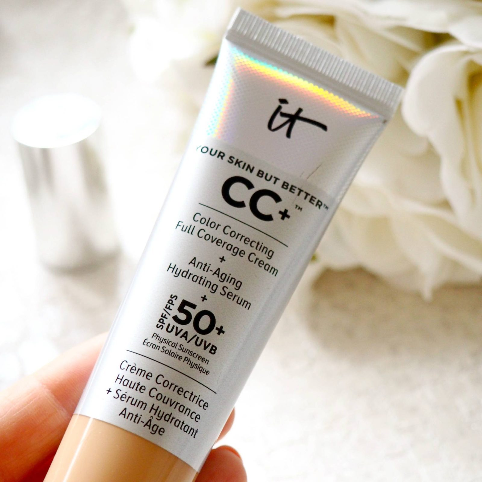 It Cosmetics CC+ Cream Medium
