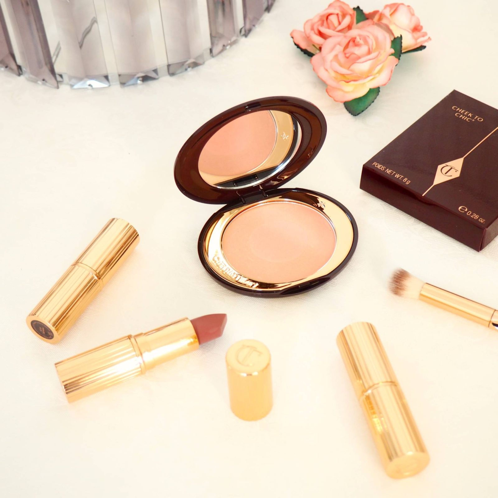 Charlotte Tilbury Cheek to Chic Review