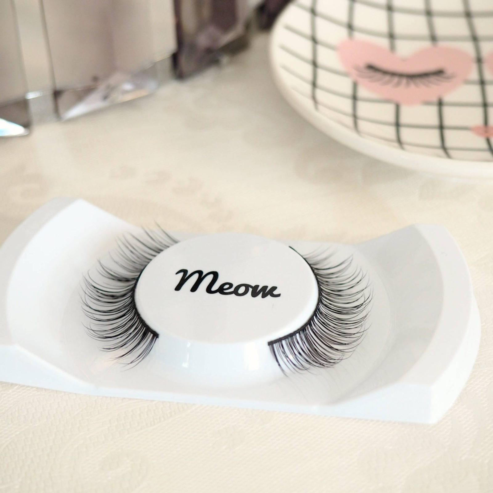 Meow False Eyelashes