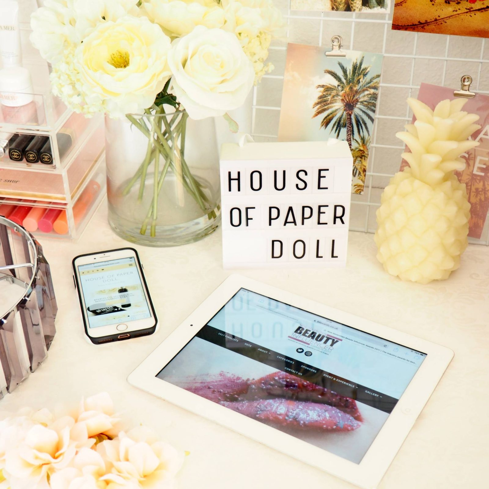 House of PaperDoll Beauty Influencer Awards