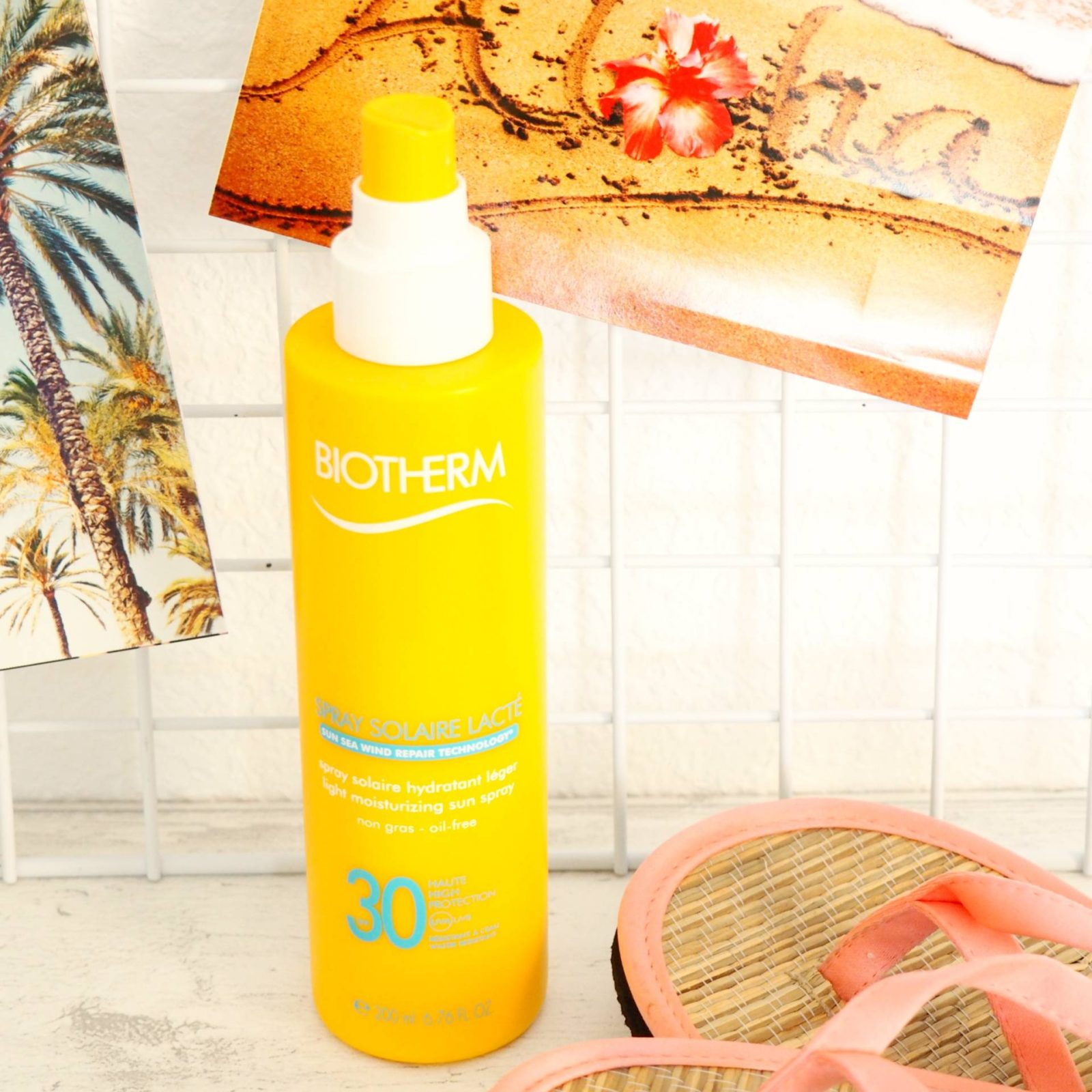 Biotherm Sun Screen Spray