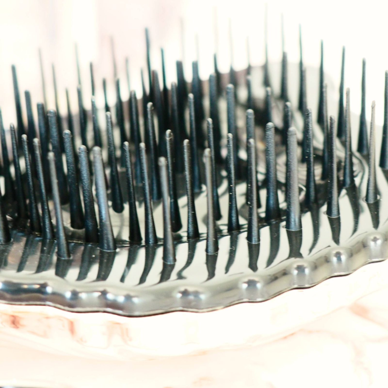 Tangled Angel Hairbrush Rose Gold