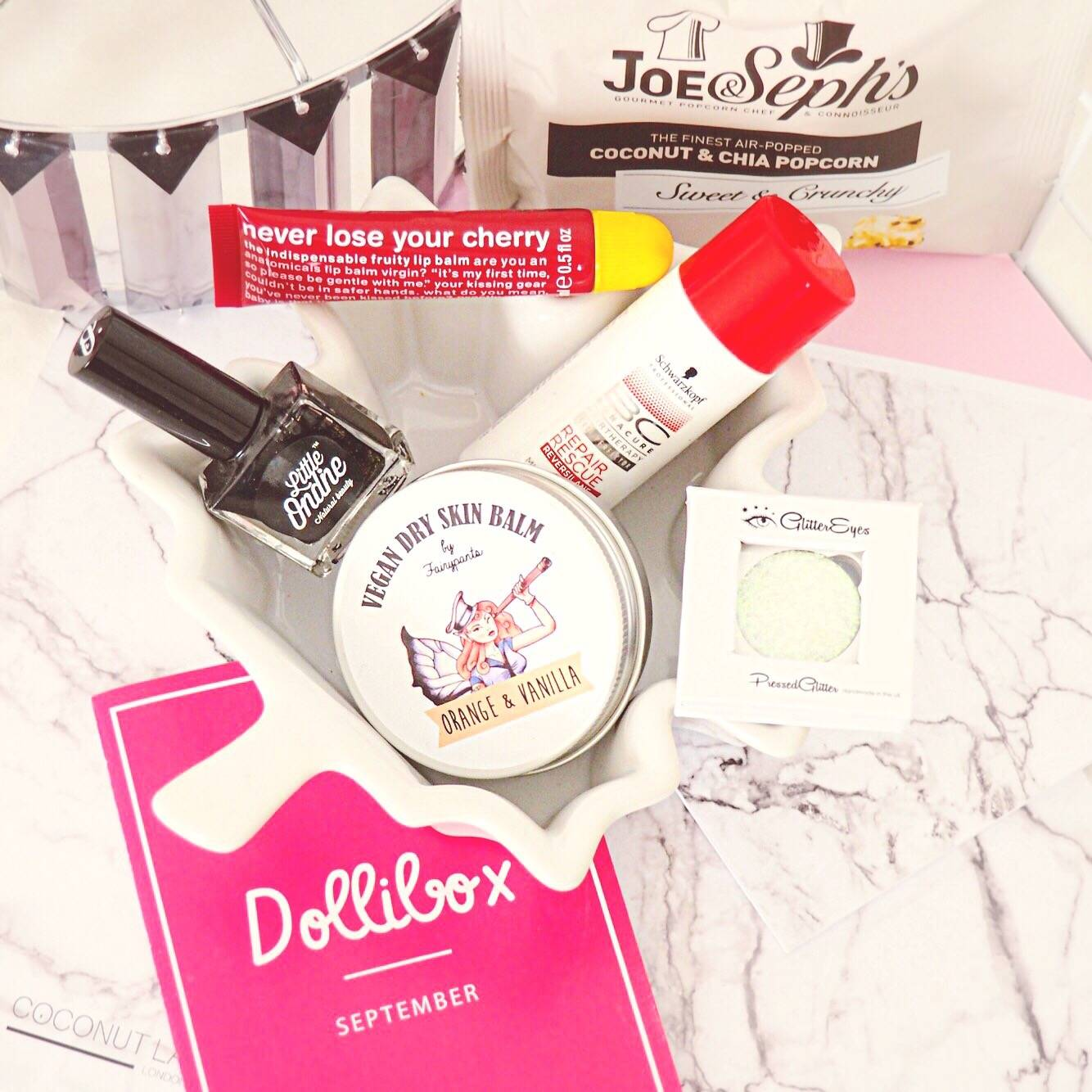 Dollibox September 2017 Review