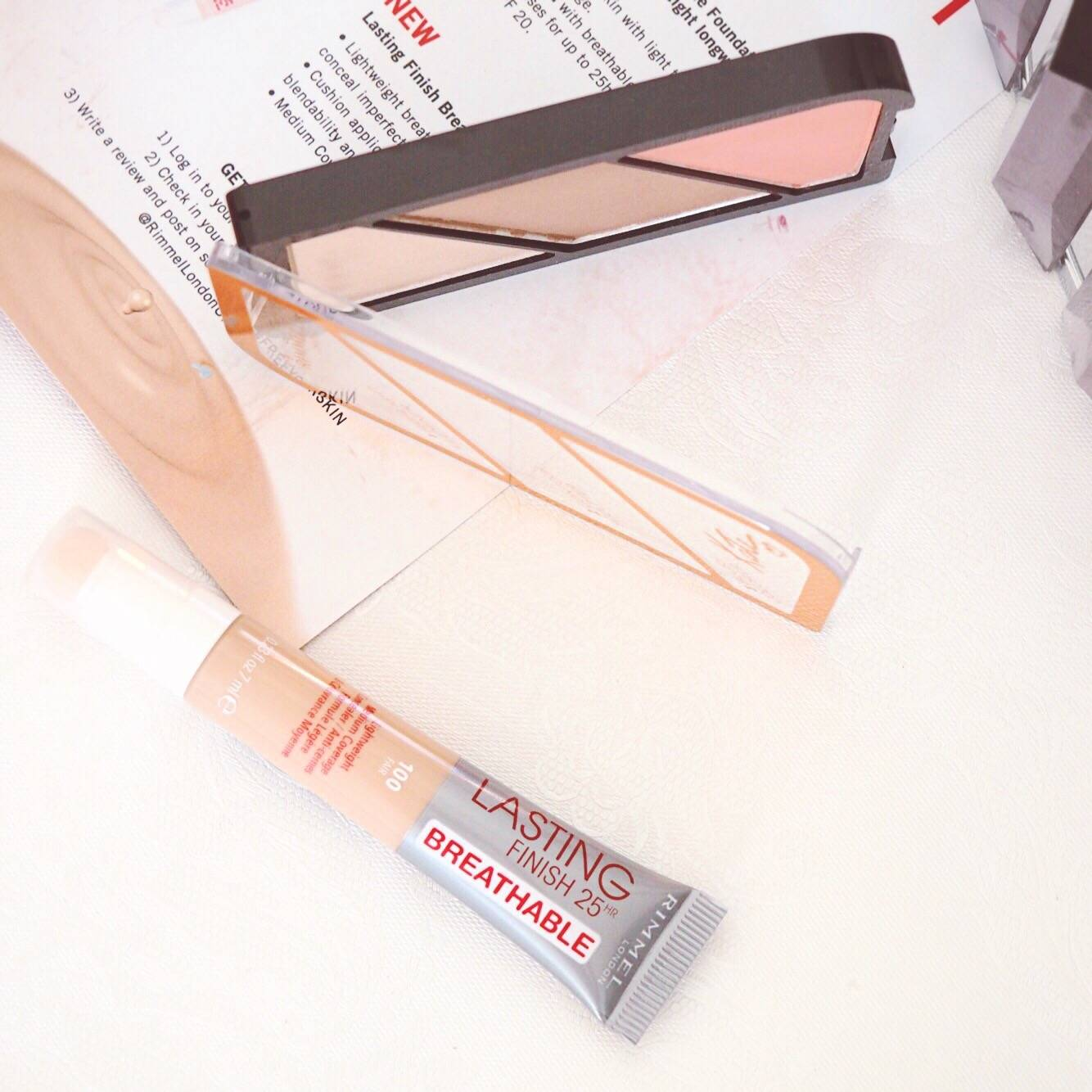 Rimmel London Breathable Concealer Review