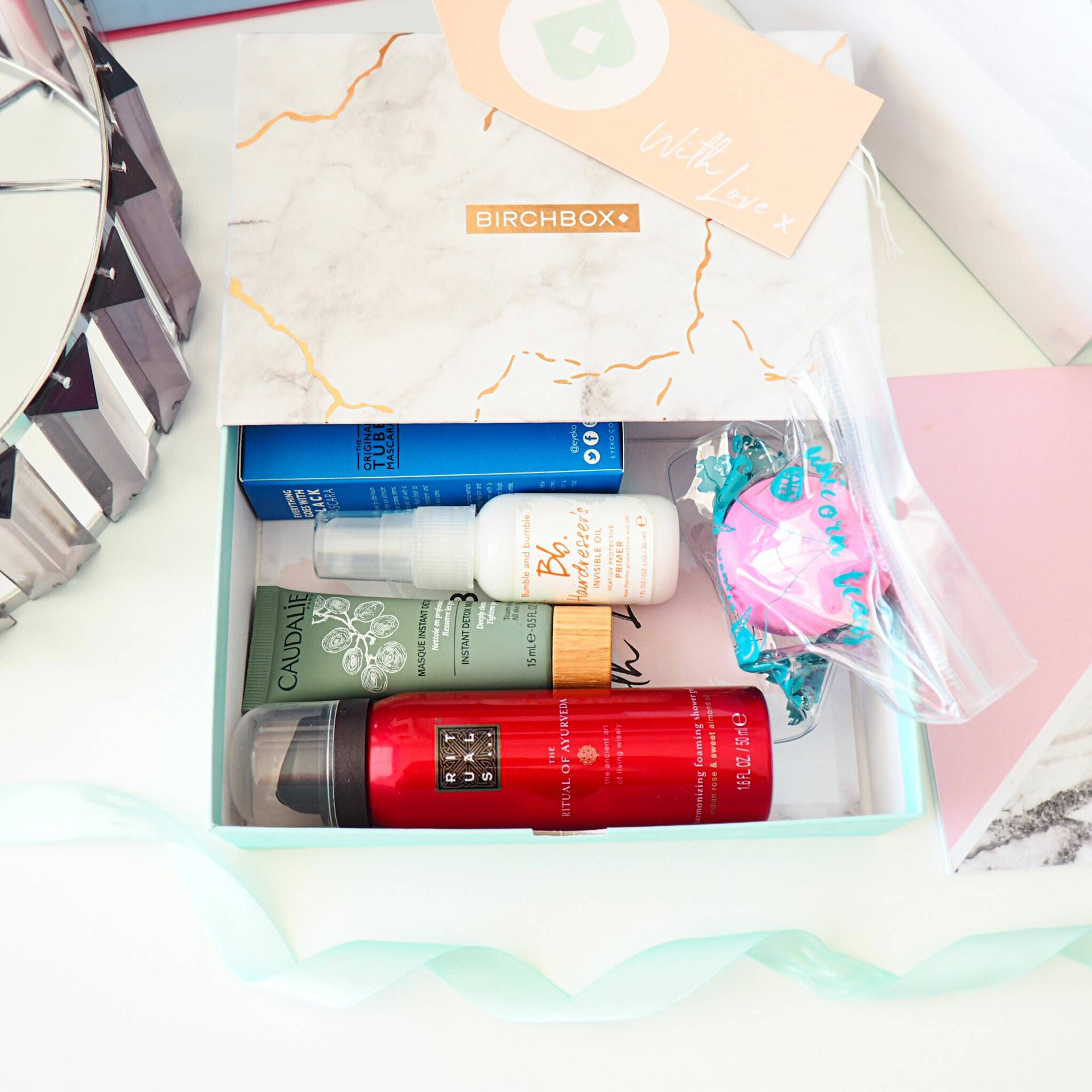 Build Your Own Birchbox
