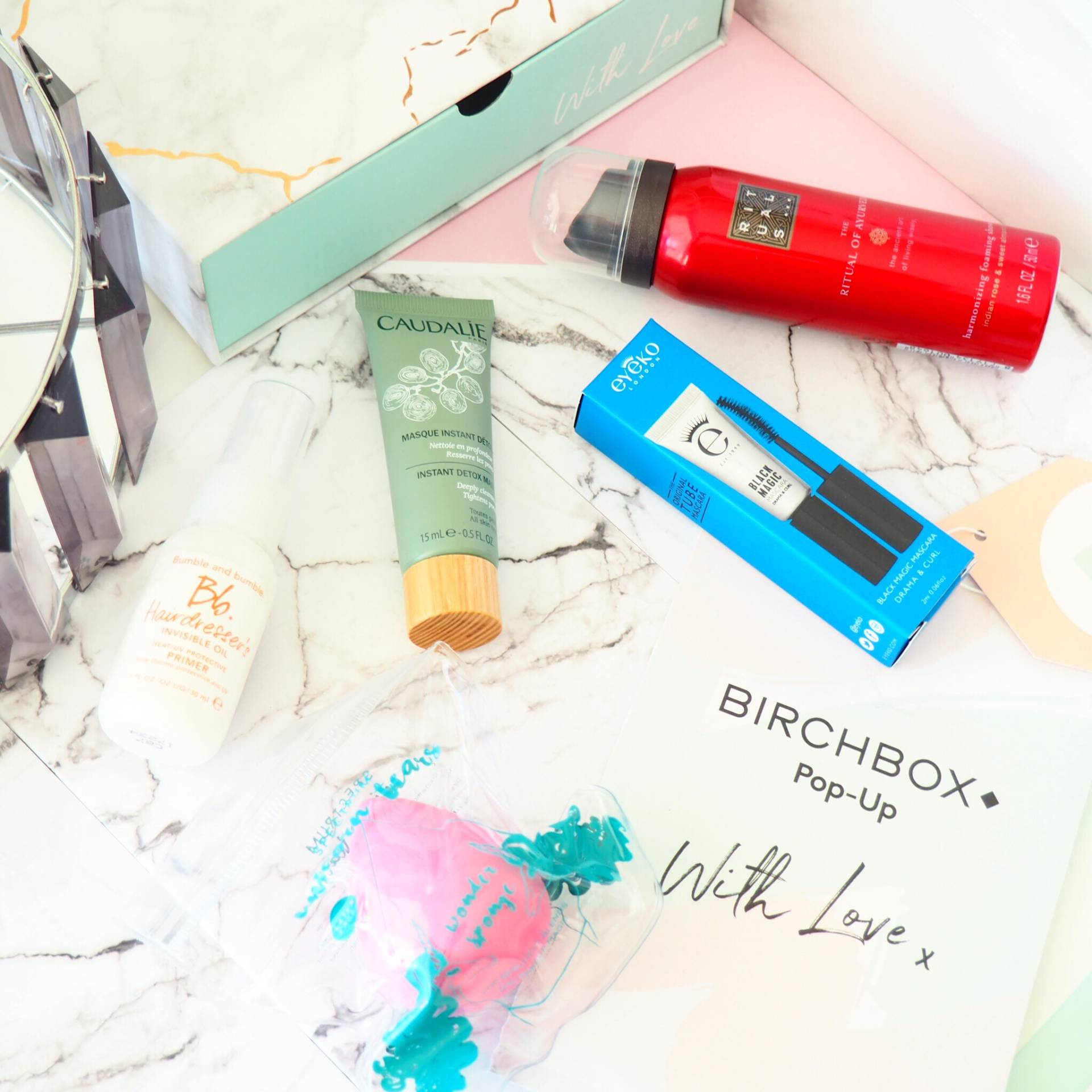 Birchbox PopUp Shop London - Build Your Own Birchbox