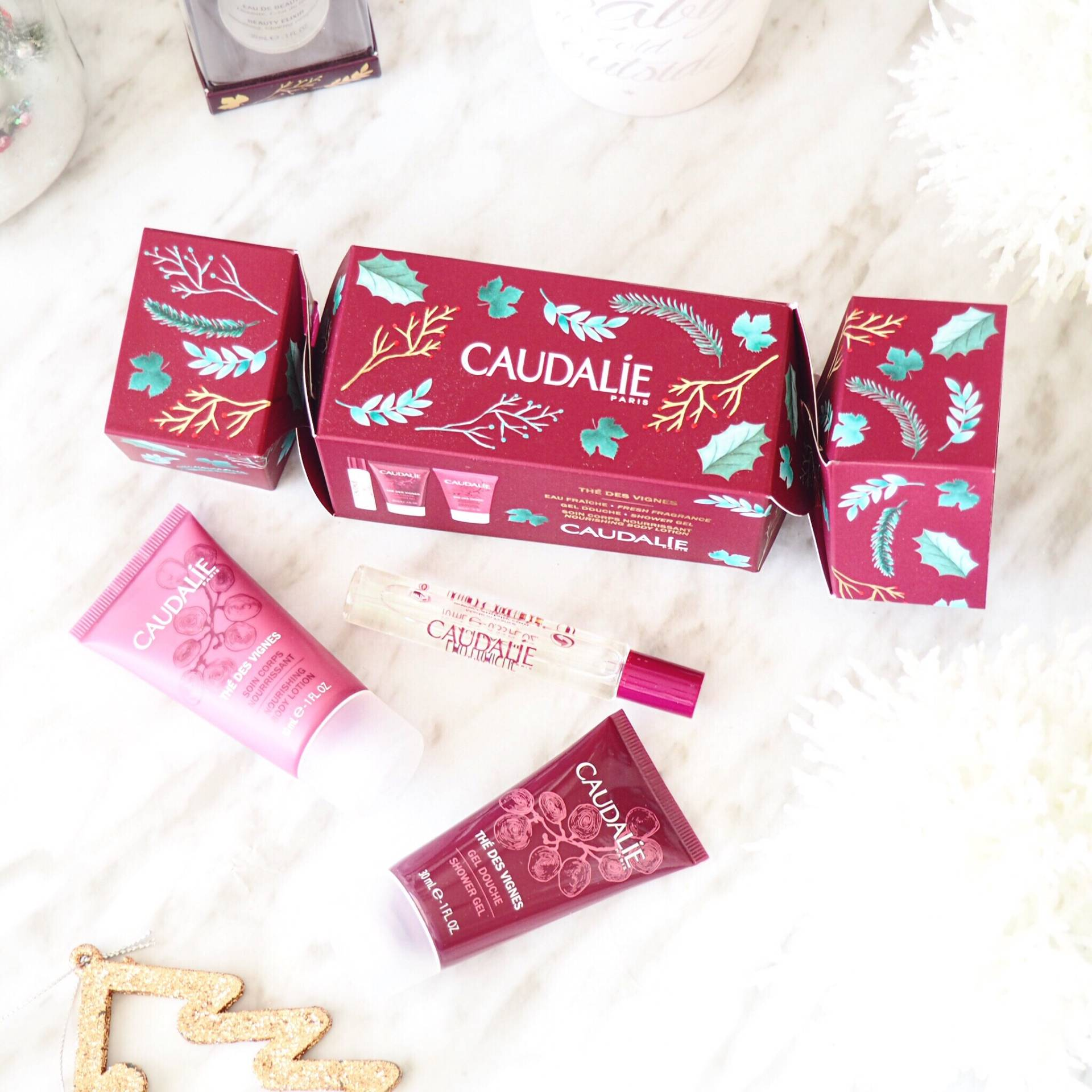 Christmas Gift Sets from Caudalie