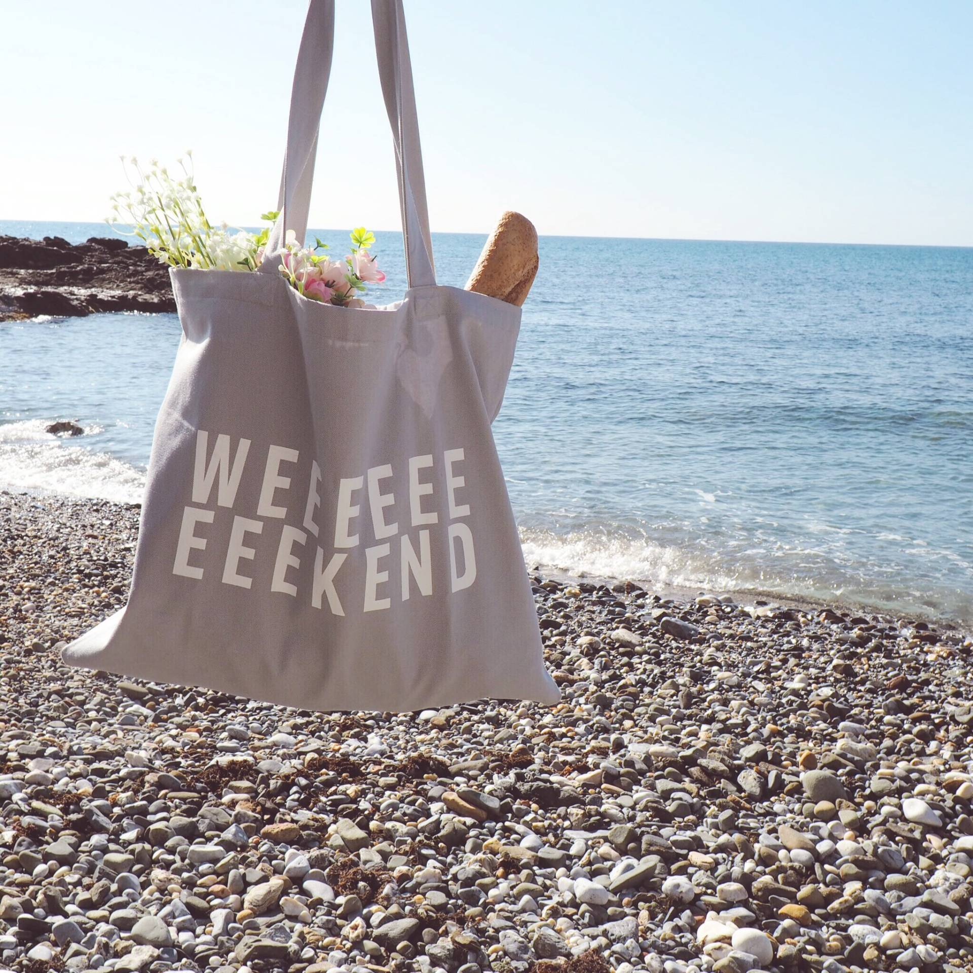 The White Company Bag