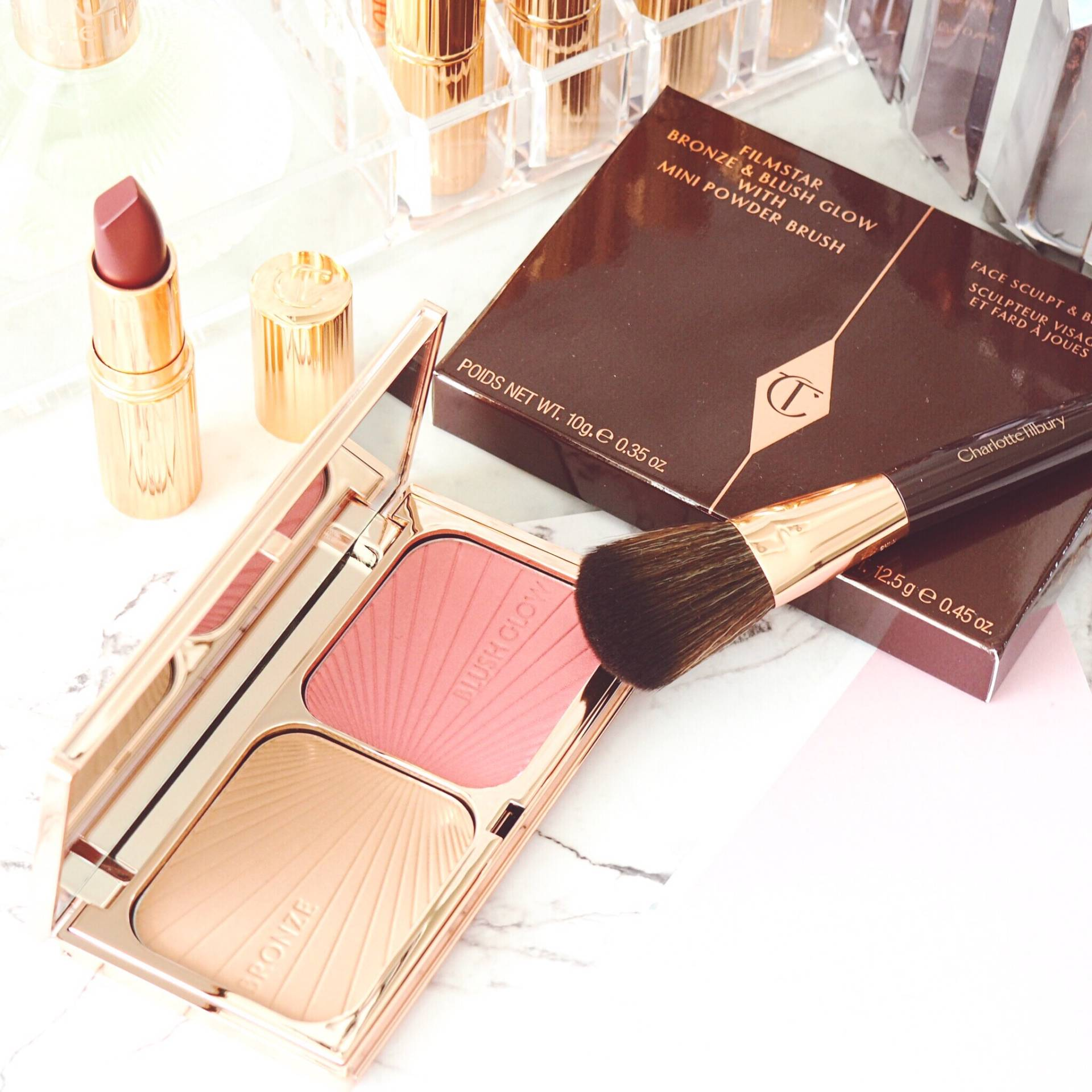 Charlotte Tilbury Filmstar Bronze and Blush Glow