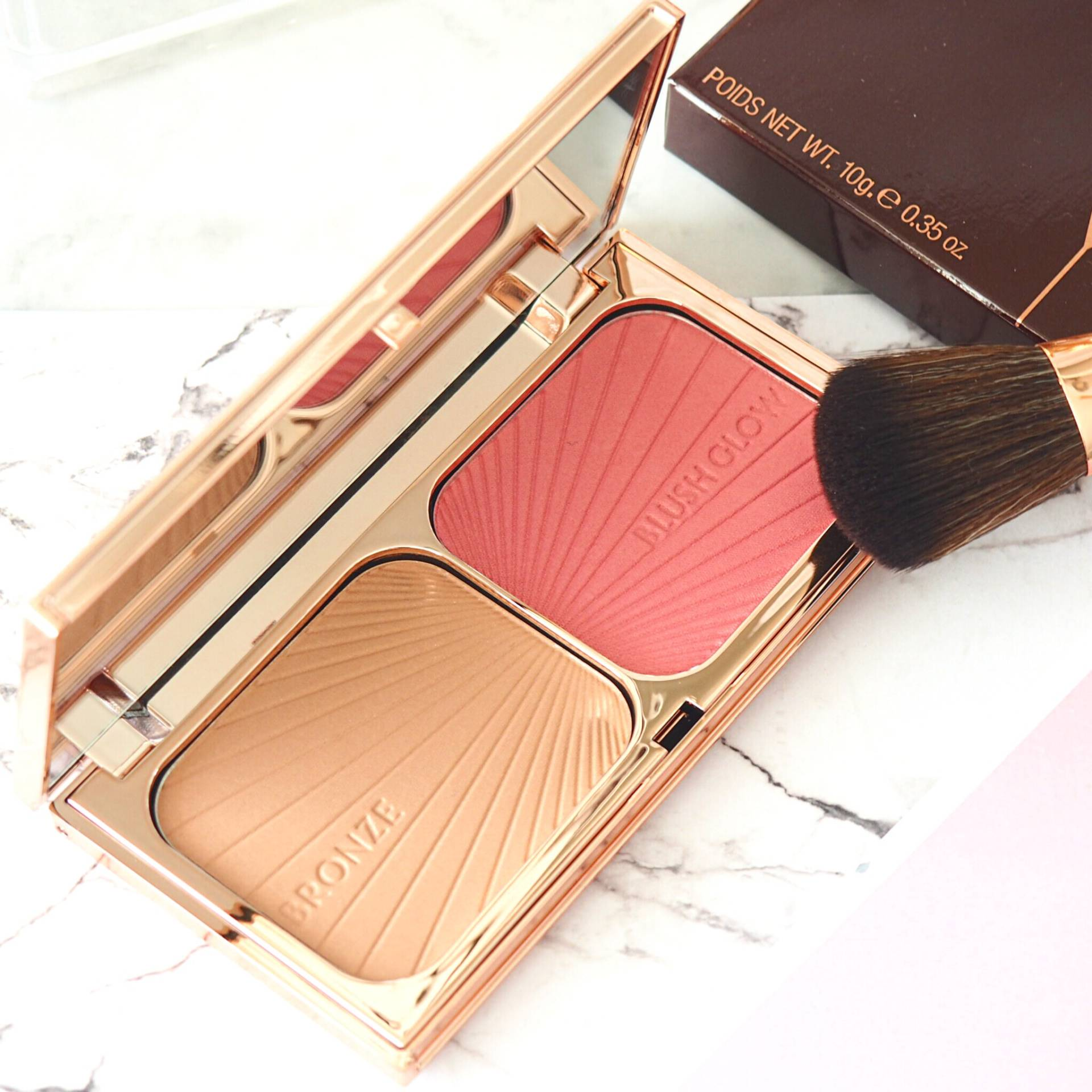 Charlotte Tilbury Bronzer and Blusher