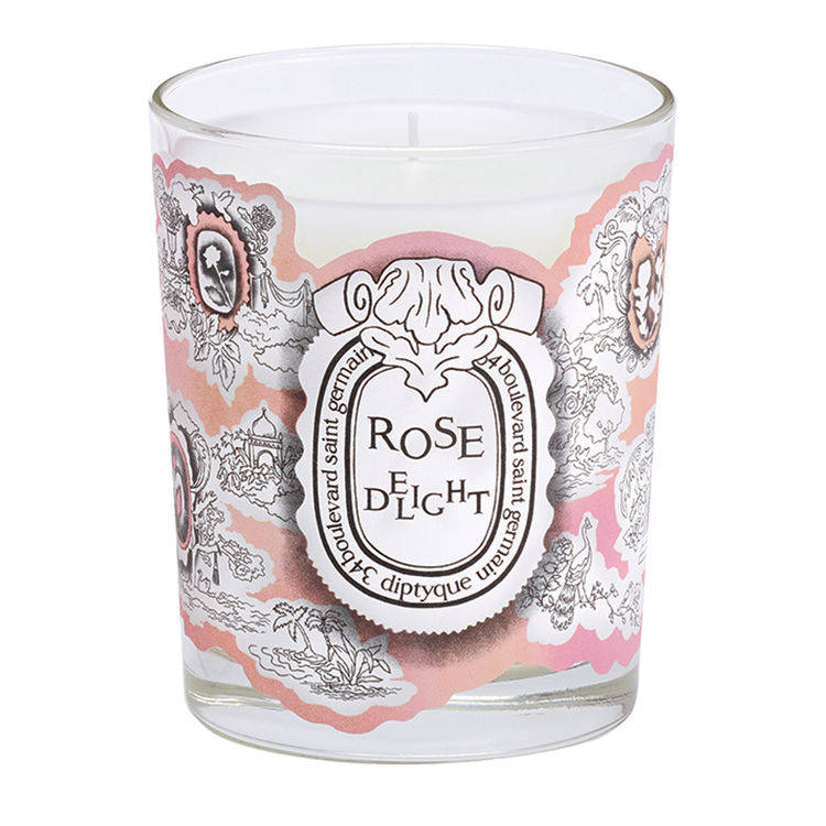Diptyque Rose Delights Candle