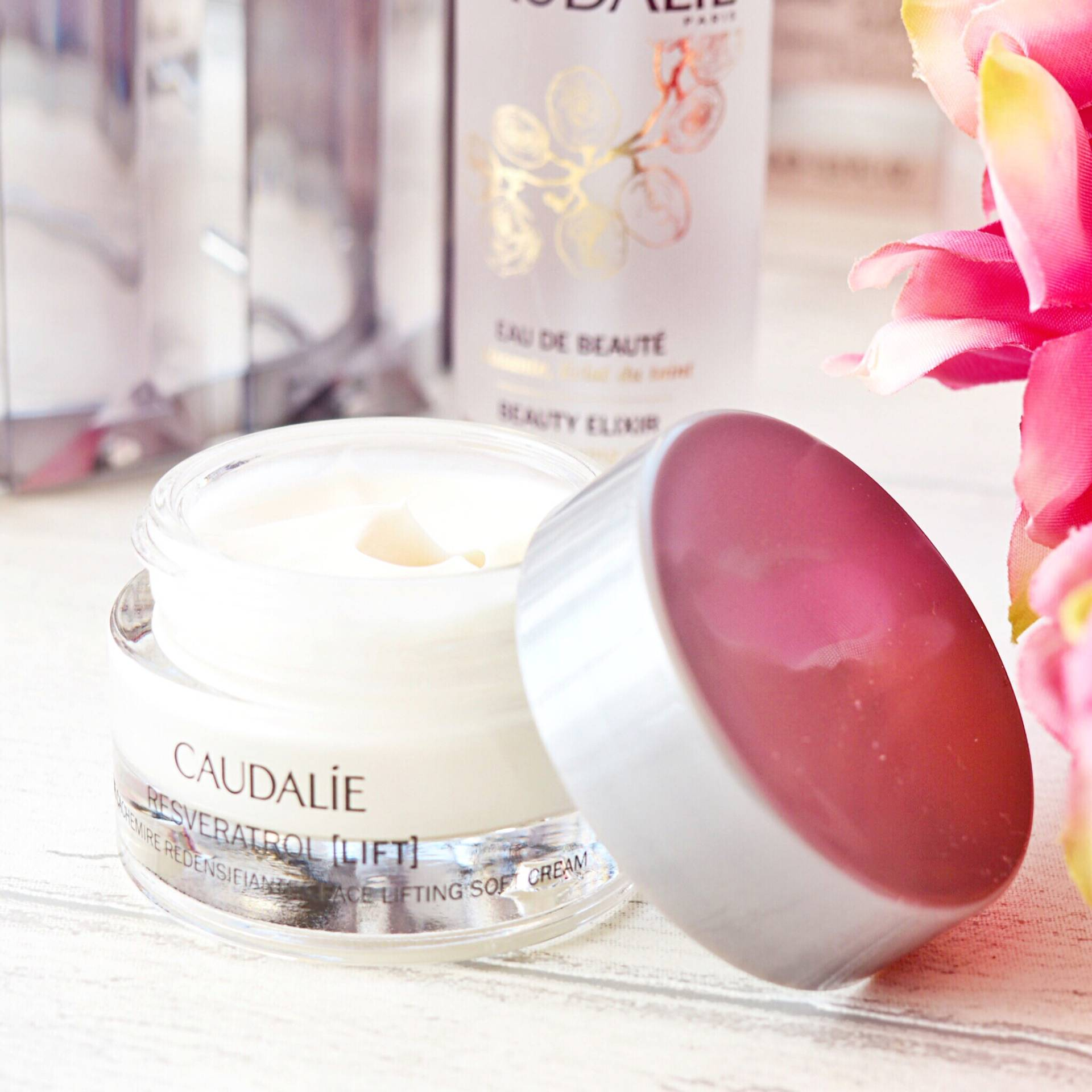 Caudalie Resveratrol Lift Face Cream