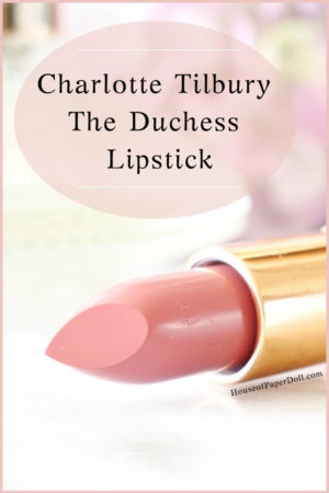 Charlotte Tilbury The Duchess Lipstick