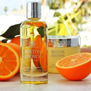 Molton Brown Orange and Bergamot
