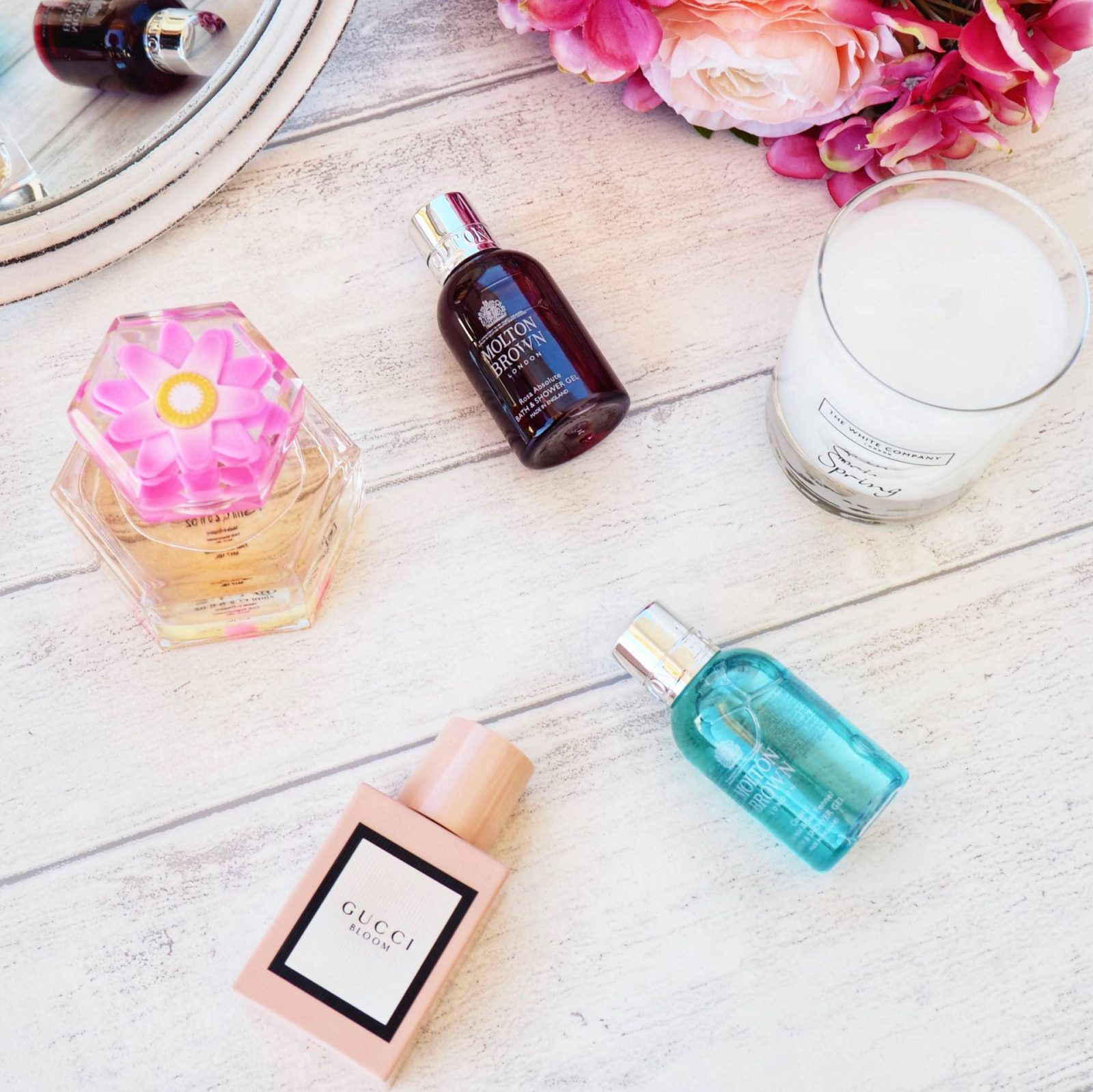 Spring Fragrance Favourites