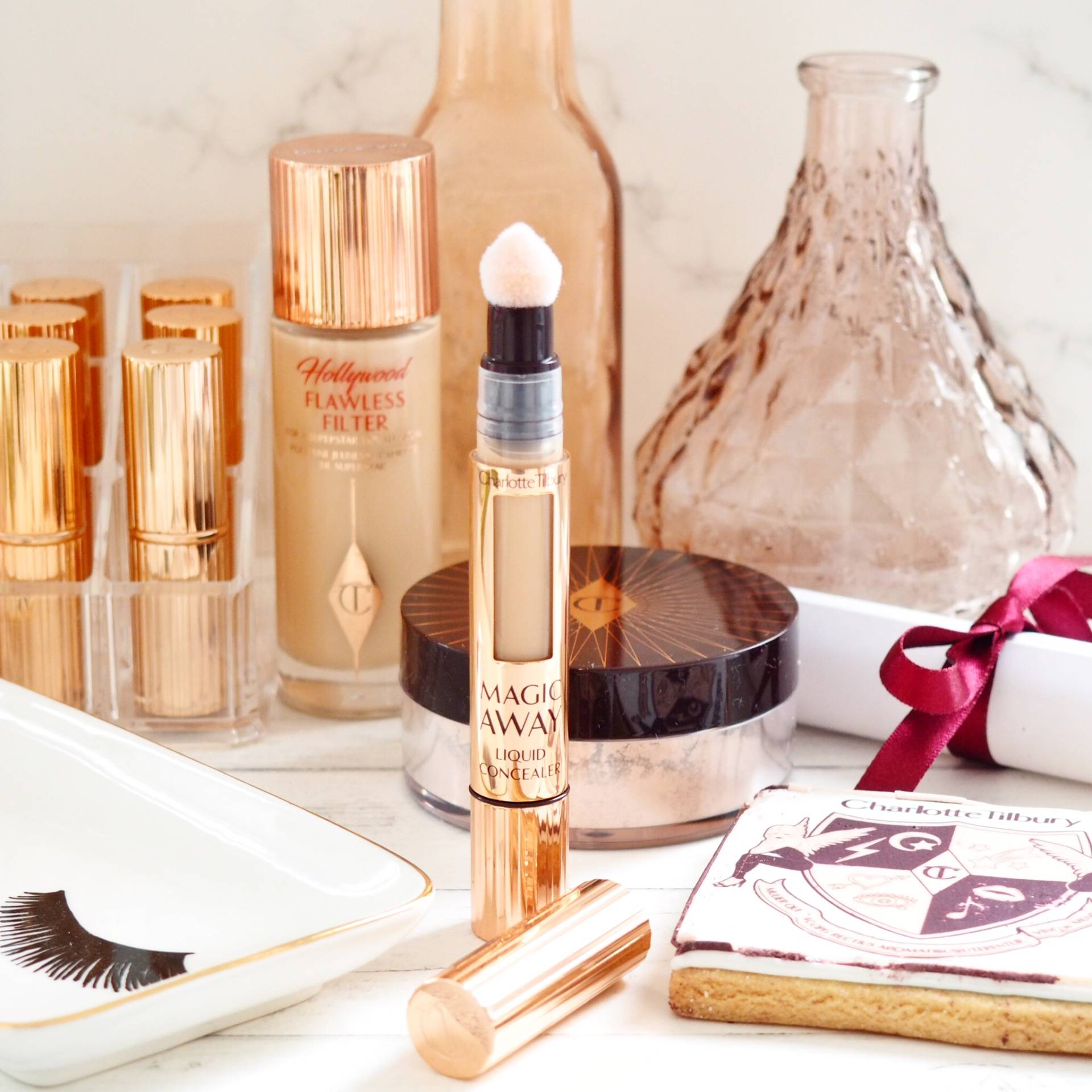Charlotte Tilbury Magic Away Liquid Concealer Review