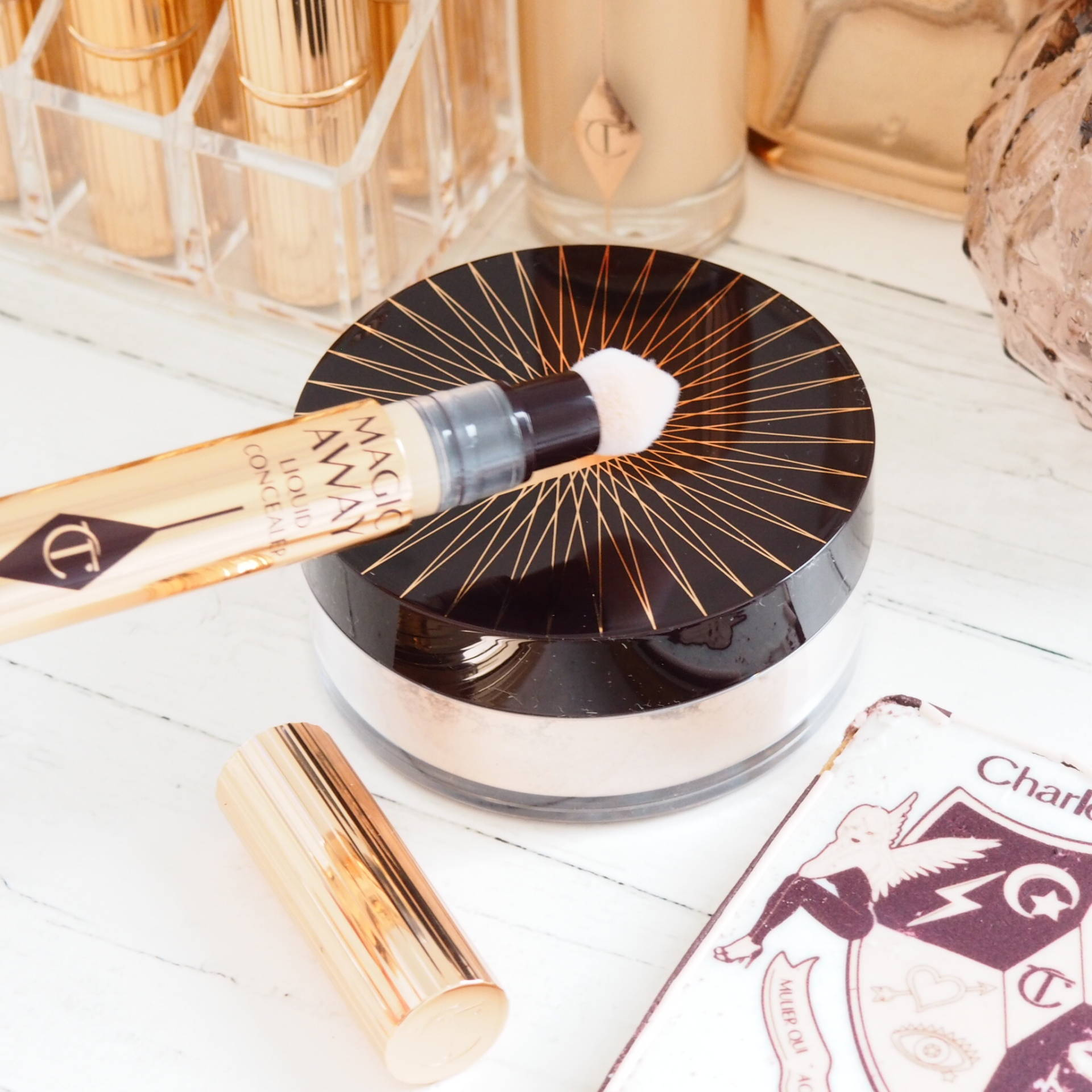 Charlotte Tilbury Genius Magic Loose Powder