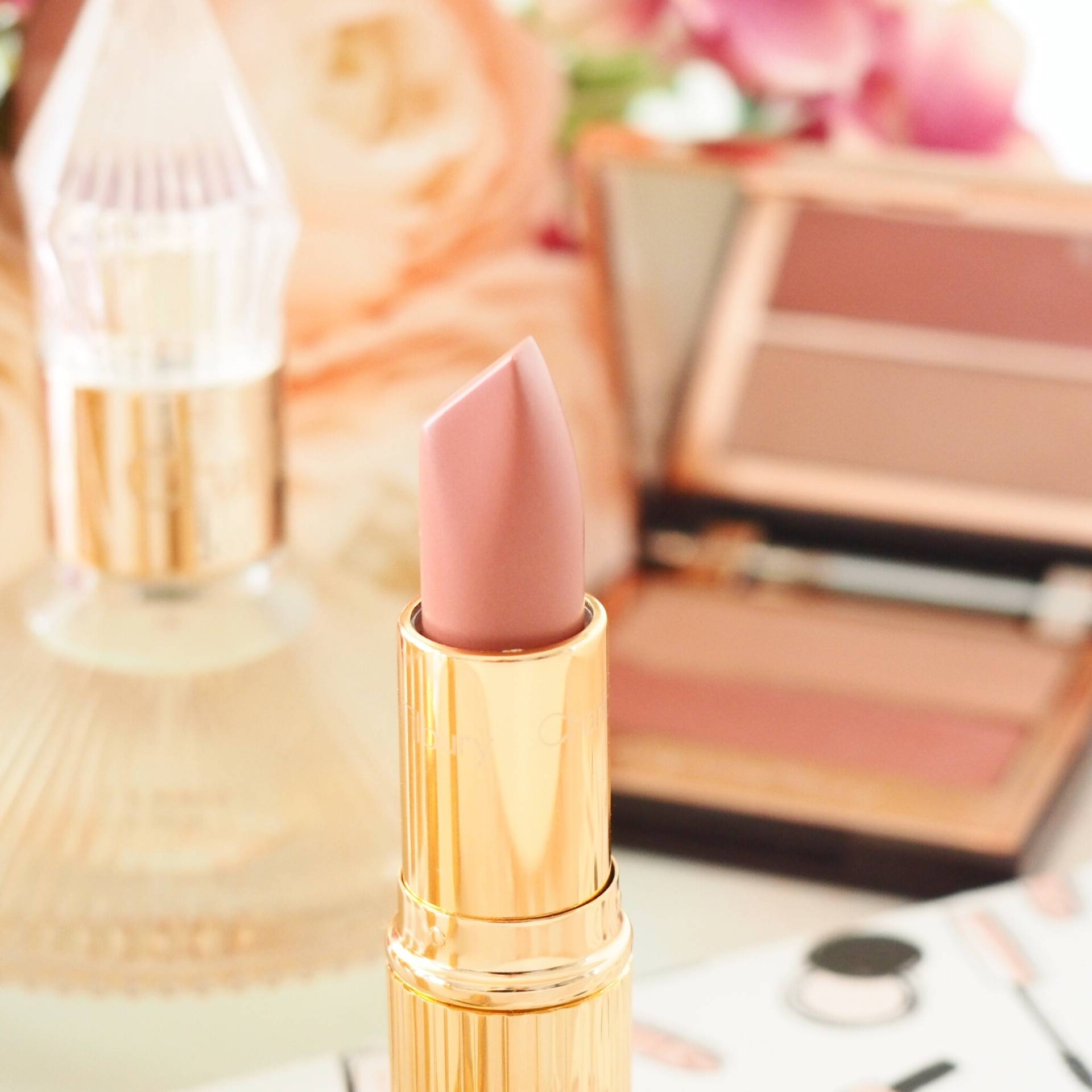 Charlotte Tilbury Miss Kensington Review