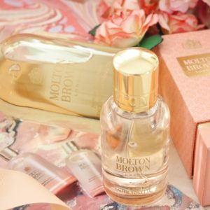 Molton Brown Jasmine and Sun Rose Review