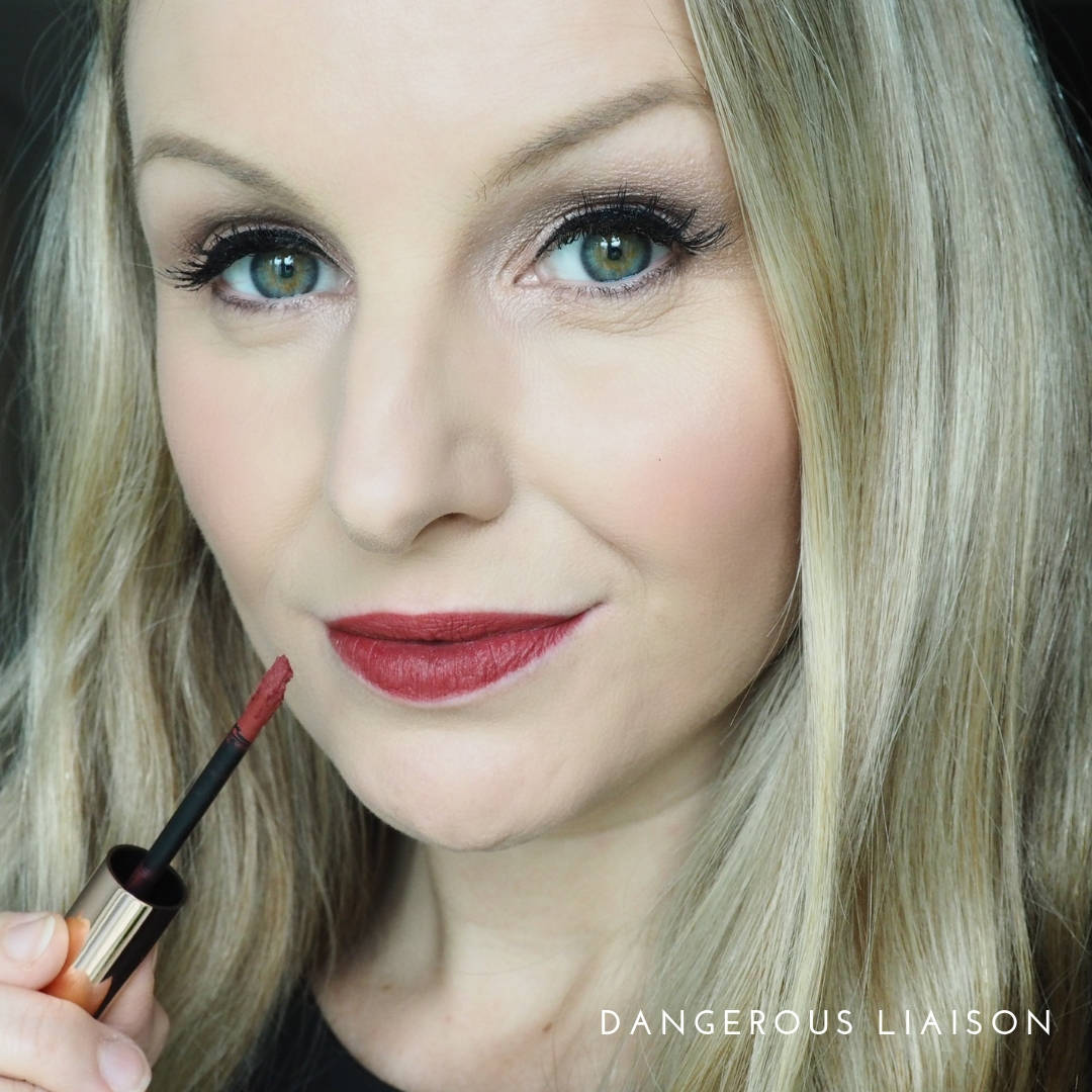 Charlotte Tilbury Hollywood Lips Dangerous Liaison