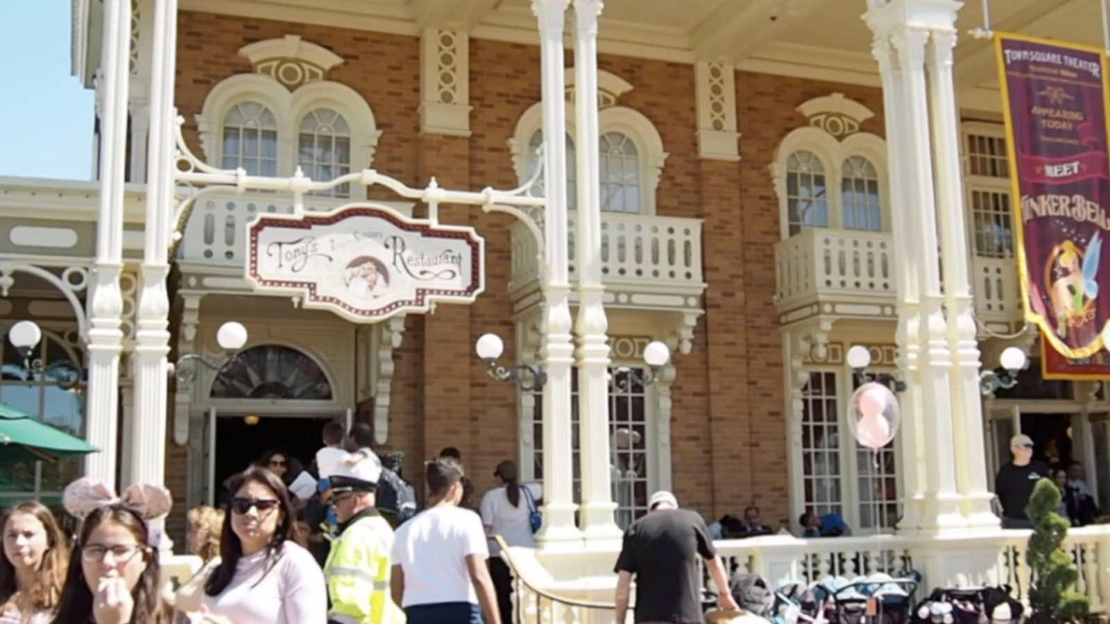 WDW Festival of Fantasy Viewing and Dining Package Review