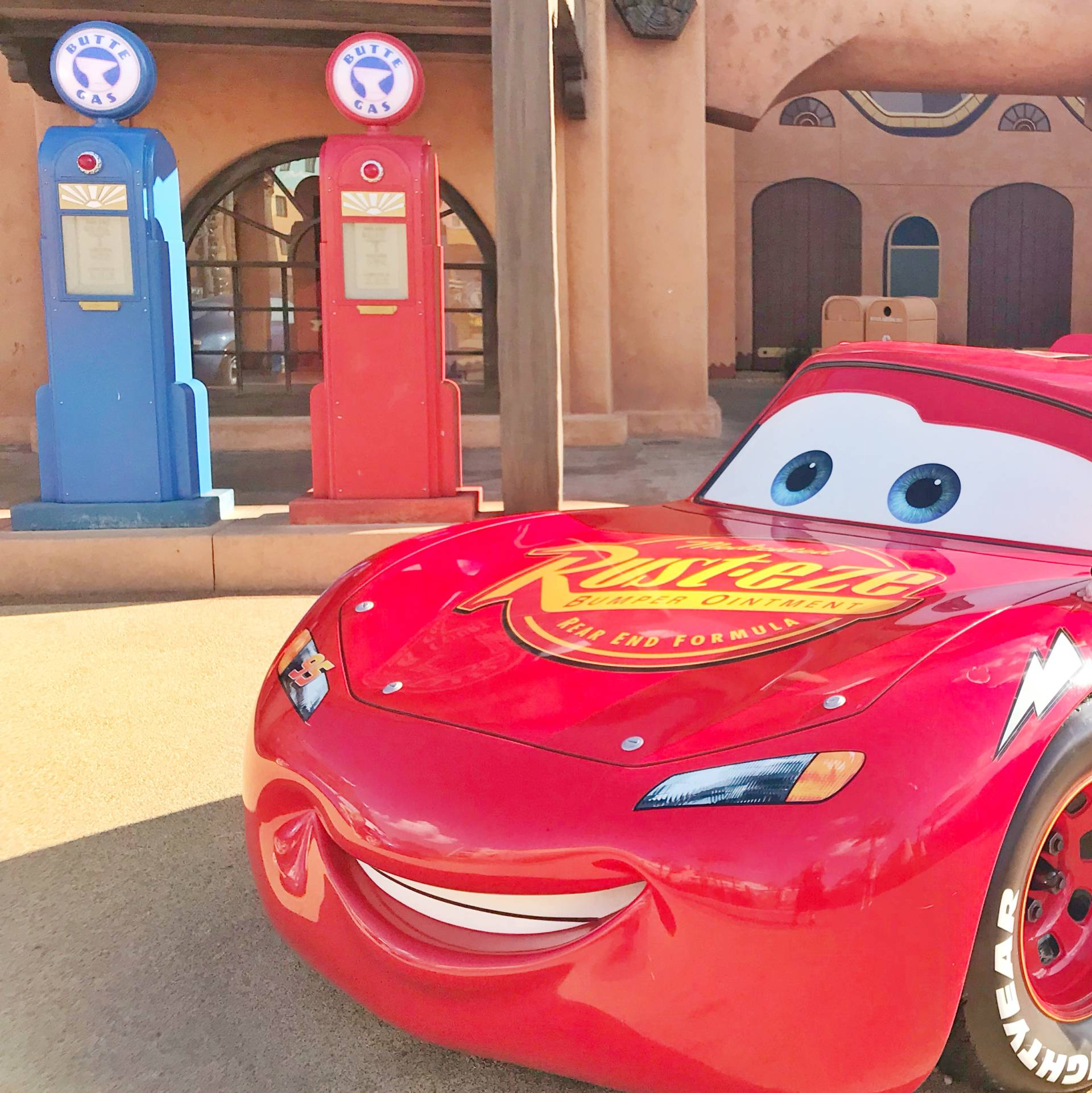 Art of Animation Cars Review
