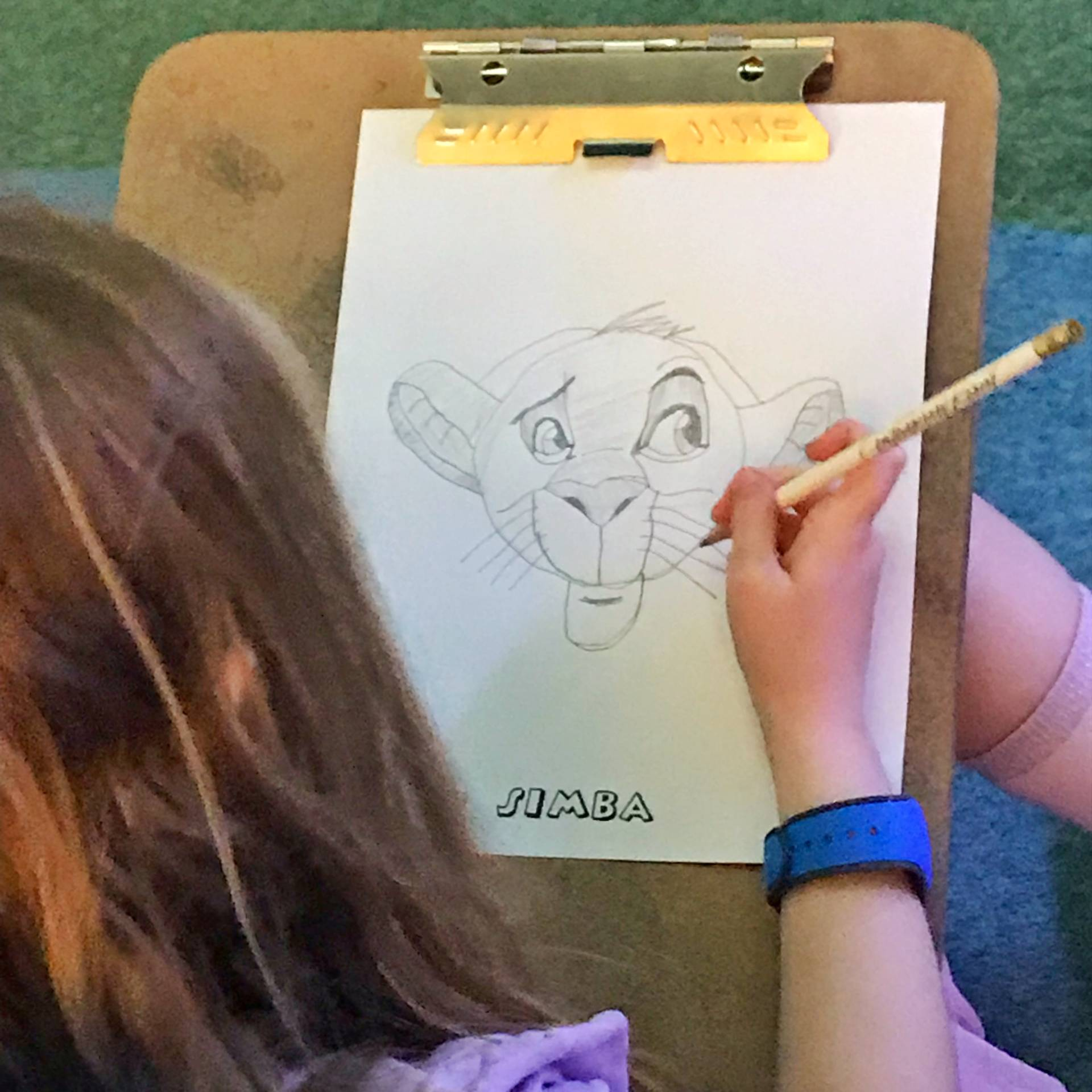 Art of Animation Drawing Class