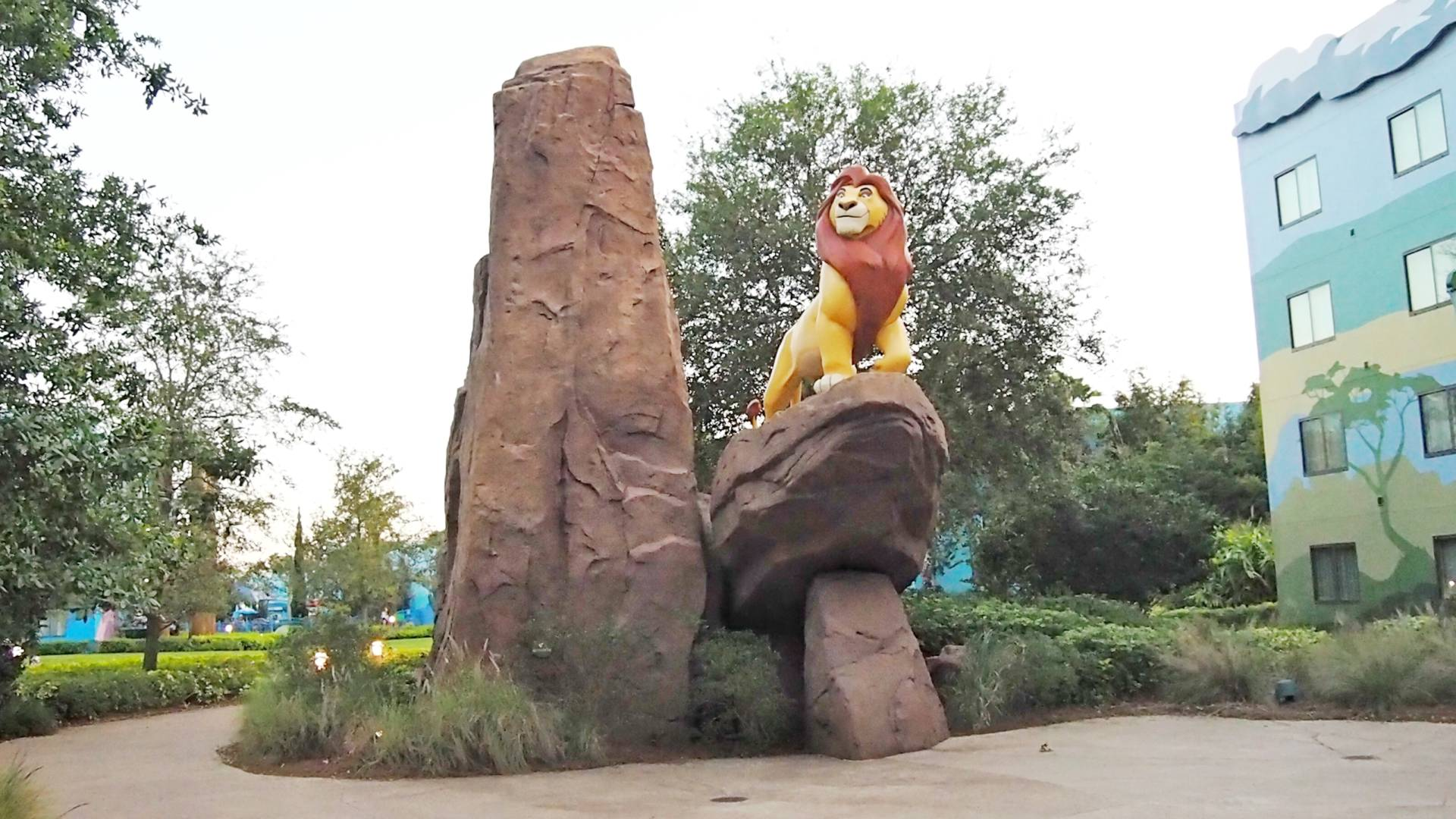 Art-of-Animation-The-Lion-King-Section