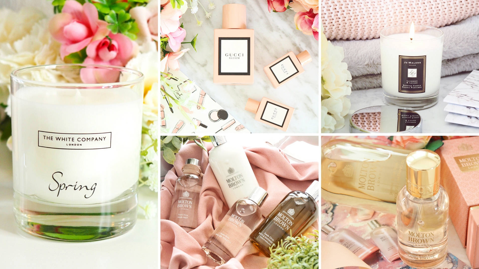 Spring Favourites - Beauty, Fragrance and Style